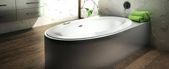 jetted bathtubs small spaces drop in air jet bathtub for your master bathroom home interior decorations pictures