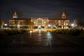 Texas Tech Carol Of Lights 2018