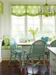 15 inspirational ideas for using fabric in the kitchen