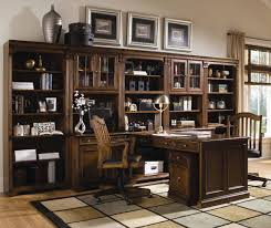 Hooker Furniture Brookhaven Office Wall Unit Olinde S Furniture