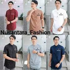 Hal tersebut terlihat dari desain dan juga motifnya yang terbilang sangat modern dan kekinian. Baju Koko Dewasa Laki Laki Terbaru 2021 Shopee Indonesia