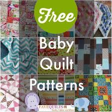 Best 25+ Free baby quilt patterns ideas on Pinterest | Simple baby ... & 27 Free Baby Quilt Patterns | FaveQuilts.com Adamdwight.com