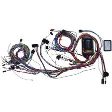 american autowire 510317 bronco complete wiring harness 1966 1977 american autowire complete wiring harness classic update kit bronco 1966 1977