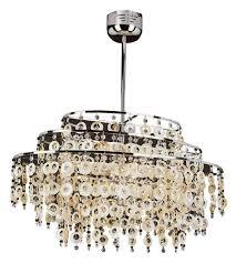 trans globe lighting modern 10 light pendant in chrome mdn 567 photo