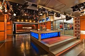 Nbc Design Nbc News Studio 3c Broadcast Set Design Gallery