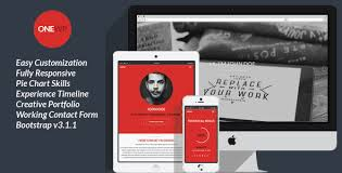 12 Best Wordpress Resume Themes And Vcards For 2017