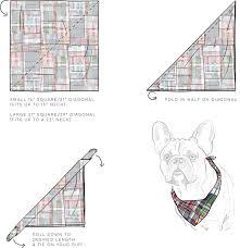 Dog Scarf Pattern Interesting Inspiration