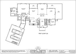 open concept ranch home plans