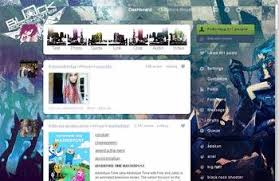 Tumblr Anime Themes Website Themes Skins Userstyles Org
