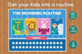Bathroom Chart For Kids Kids Morning Chore Chart Kids Morning Routine Bathroom Schedule Morning Checklist For Kids Kids Bathroom Routine Morning Chart For Kids