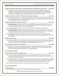 Resume Examples For College Graduates With No Experience Best Of