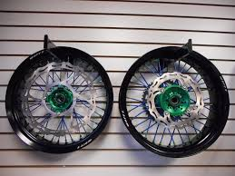 supermoto wheel set supermoto wheel kits cheap supermoto wheels