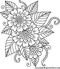 theutic coloring pages art therapy printable packed with flower page free pr sheets pdf theutic coloring pages