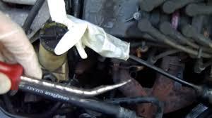 2000 ford taurus ac compressor replacement 3 0l ohv