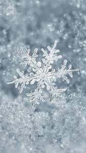 snowflake wallpaper. Simple Wallpaper Ice Snowflake IPhone 7 Plus Wallpaper With