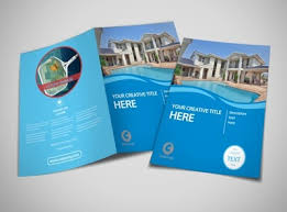 pool service flyers. Swimming Pool Cleaning Service Bi-Fold Brochure Template 2 Flyers C