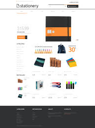 Office Stationery Design Templates Stationery Woocommerce Themes For Wordpress