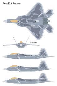 Lockheed Martin/Boeing F-22 Raptor / F-22A Raptor, FB-22 and ...