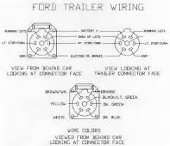 ford truck trailer wiring diagram images ford truck trailer wiring diagram image wiring and