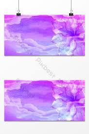 Purple Flowers Backgrounds Stylish Purple Flowers Background Design Backgrounds