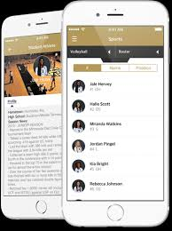 College Athletics Apps Hopscotch Mobile Application Platform