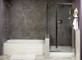 shower tub surround ideas beautiful small bath separate master bathroom designs showers homes