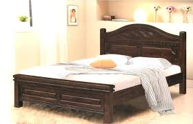 Fancy Bed Frames Fancy Wrought Rod Iron Beds Curved With Silver ...