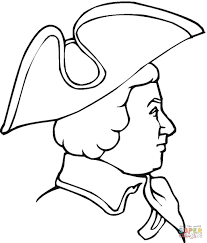 Small Picture Revolutionary War Soldier Coloring Page Free Printable Coloring