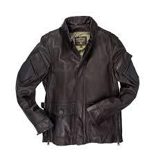 sniper leather jacket
