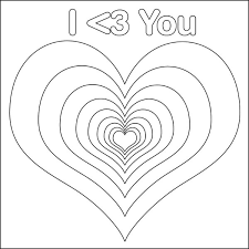 Valentines Day Coloring Pages For Kids Proflowers Blog