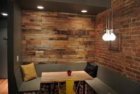 reclaimed wood wall panels diy
