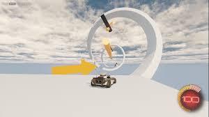 Jet Car Stunts - True Axis