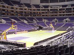 La Lakers Staples Center Seating Chart 63 Uncommon Staples Center Seating Chart Lower Baseline