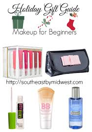 holiday gift guide makeup for beginners on southeastbymidwest