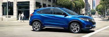 Color Options For The 2019 Honda Hr V