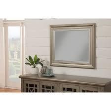 Elegant wall mirrors 36 Inch Sandberg Furniture Elegant Antique Silver 36 Overstock Shop Sandberg Furniture Elegant Antique Silver 36