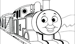 Thomas The Train Coloring Pages Lovely Train Coloring Pages