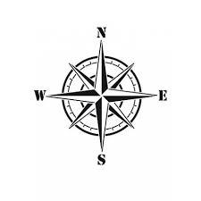 šablona Kompas A5