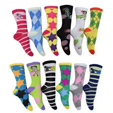 Patterned Crew Socks Awesome Design Inspiration
