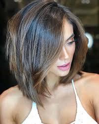 um short layered haircuts bob cut