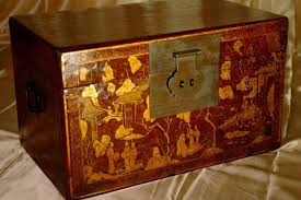 Chinese Decorative Boxes Antiques from Asia China Tibet India 2