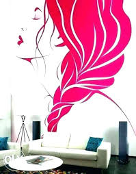 Painting Designs On Walls Living Room Paints Design Simple Painting Designs Walls