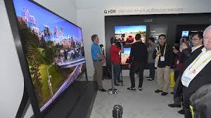 samsung tv 2017. samsung\u0027s innovative 98 inch 8k qled tv samsung tv 2017