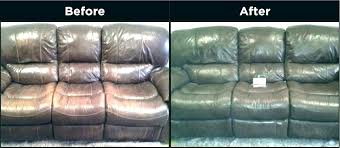 leather sofa touch up kit home depot sofa coming off sofa colour restoration furniture repair blog