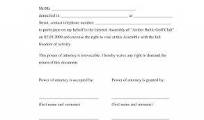 Demand Letter From Attorney Fresh Poa Letter Template Kleoachfix
