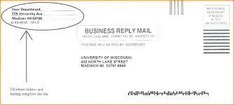 Envelope Format Envelope Format Template