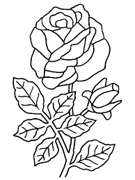 Small Picture Free Rose Coloring Pages coloring pages of roses 4 Projects to