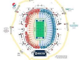 Gillette Seating Chart With Rows Gillette Stadium Seating Map Gwestmedical Info