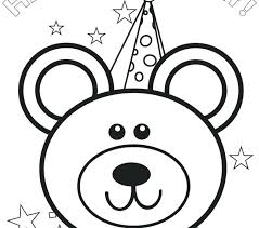 happy birthday coloring pages for dad birthday color pages happy birthday coloring pages birthday coloring pages