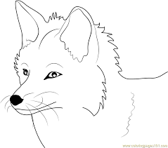 Small Picture Fox Coloring Pages Printable Coloring Pages of Foxes